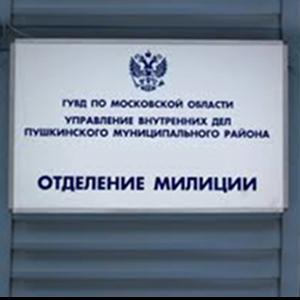 Отделения полиции Ключевского