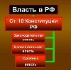 Органы власти в Ключевском