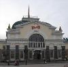 Железнодорожные вокзалы в Ключевском