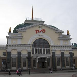 Железнодорожные вокзалы Ключевского